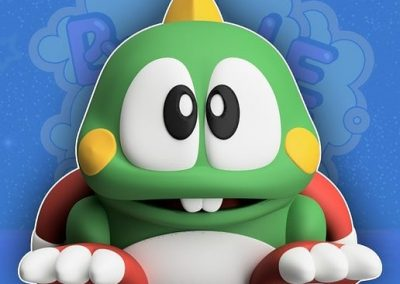 Bubble Bobble /Bust-a-Move – Bubble Dragon