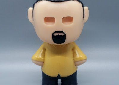 """Pop"" Inspired Custom Desk Toy"