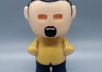 """""""Pop"""" Inspired Custom Desk Toy"""